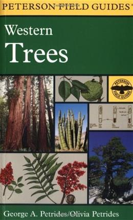 Field Guide to Western Trees, by Petrides 9780395904541