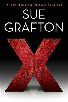 X, by Grafton 9780399163845