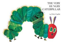 Very Hungry Caterpillar, by Carle 9780399226908