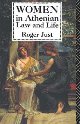 Women in Athenian Law and Life, by Just 9780415058414