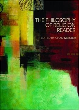 Philosophy of Religion Reader, by Meister 9780415408912