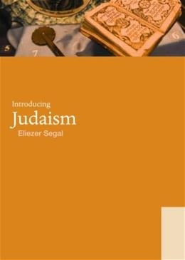 Introducing Judaism, by Segal 9780415440097