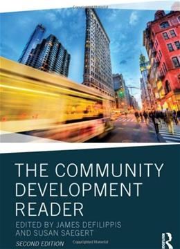 Community Development Reader, by DeFilippis, 2nd Edition 9780415507769