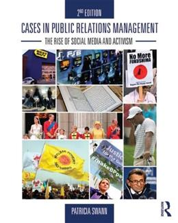 Cases in Public Relations Management: The Rise of Social Media and Activism 2 9780415517713