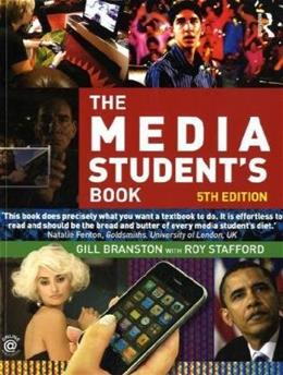 Media Students Book, by Branston, 5th Edition 9780415558426