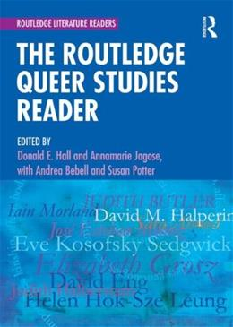 Routledge Queer Studies Reader, by Hall 9780415564113