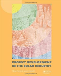 Project Development in the Solar Industry, by Tippett 9780415621083