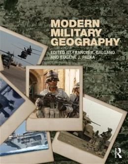 Modern Military Geography, by Palka 9780415870955