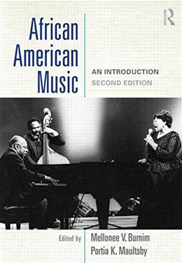 African American Music: An Introduction 2 w/CD 9780415881814