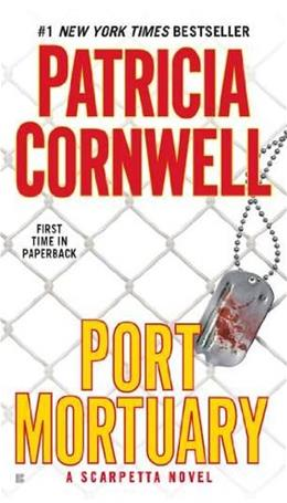 Port Mortuary, by Cornwell 9780425243602