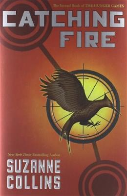 Catching Fire: Hunger Games, by Collins, Book 2 9780439023498