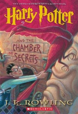 Harry Potter and the Chamber of Secrets, by Rowling, Grades 3-6 9780439064873