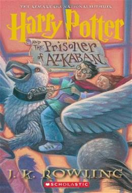 Harry Potter and the Prisoner of Azkaban, by Rowling, Grades 5-8 9780439136365