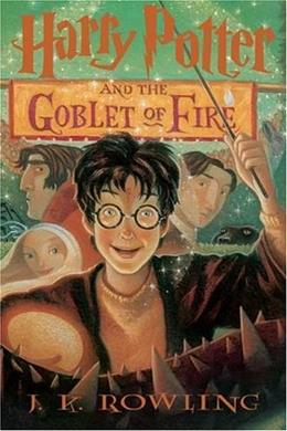 Harry Potter and the Goblet of Fire, by Rowling, Grades 5-8 9780439139595