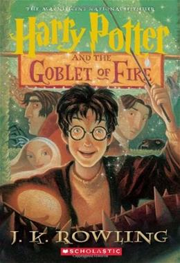 Harry Potter and the Goblet of Fire, by Rowling, Grades 5-8 9780439139601