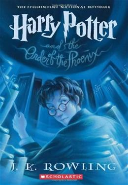 Harry Potter and the Order of the Phoenix, by Rowling, Book 5 9780439358071