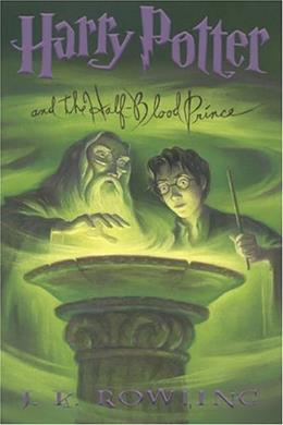 Harry Potter and the Half Blood Prince, by Rowling, Grades 5-8 9780439784542