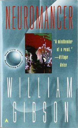 Neuromancer, by Gibson 9780441569595