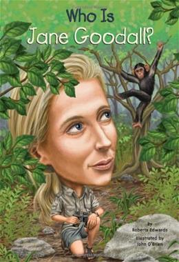 Who Is Jane Goodall? (Who Was...?) 9780448461922