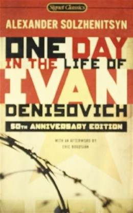 1 Day in the Life of Ivan Denisovich, by Solzhenitsyn 9780451531049