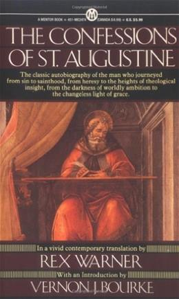 Confessions of Saint Augustine, by Augustine of Hippo 9780451624741