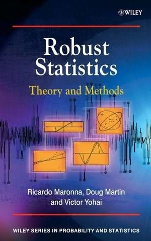 Robust Statistics, by Maronna 9780470010921