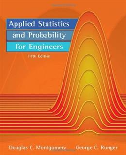 Applied Statistics and Probability for Engineers 5 9780470053041