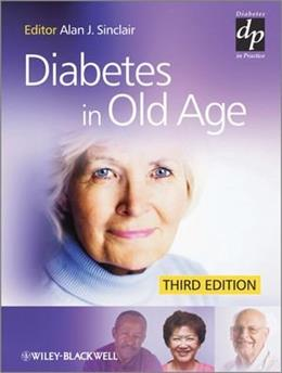 Diabetes in Old Age, by Sinclair, 3rd Edition 9780470065624