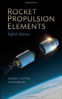 Rocket Propulsion Elements 8 9780470080245