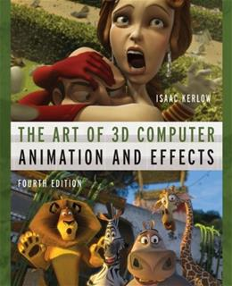 Art of 3D Computer Animation and Effects, by Kerlow, 4th Edition 9780470084908
