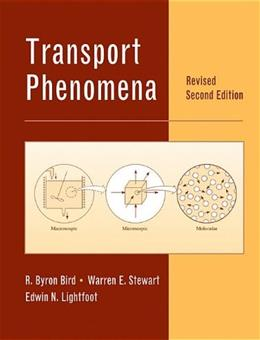 Transport Phenomena, Revised 2nd Edition 9780470115398