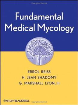 Fundamental Medical Mycology, by Reiss 9780470177914
