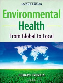 Environmental Health: From Global to Local 2 9780470404874