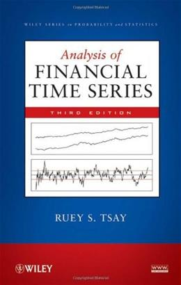 Analysis of Financial Time Series, by Tsay, 3rd Edition 9780470414354