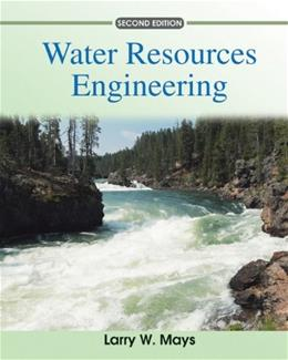 Water Resources Engineering 2 9780470460641
