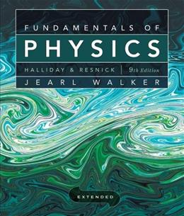 Fundamentals of Physics Extended 9 9780470469088