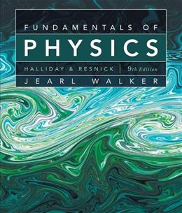 Fundamentals of Physics 9 9780470469118
