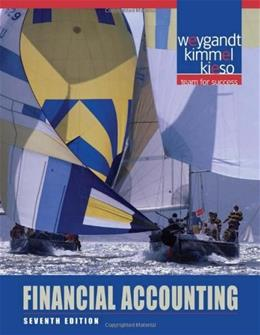 Financial Accounting, by Weygandt, 7th Edition 9780470477151
