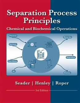 Separation Process Principles with Applications using Process Simulators 3 9780470481837
