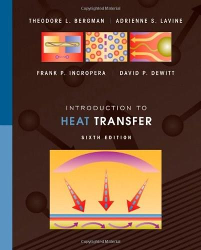 Introduction to Heat Transfer 6 9780470501962
