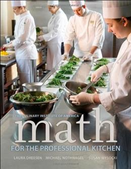 Math for the Professional Kitchen, by Dreesen 9780470508961