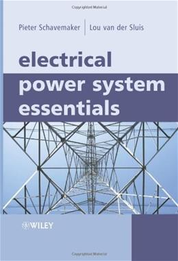 Electrical Power System Essentials, by Schavemaker 9780470510278
