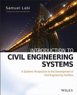 Introduction to Civil Engineering Systems, by Labi 9780470530634