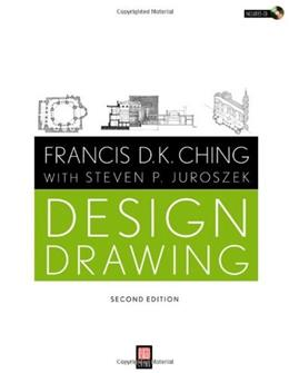 Design Drawing, by Ching, 2nd Edition 2 w/CD 9780470533697