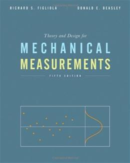 Theory and Design for Mechanical Measurements 5 9780470547410