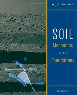 Soil Mechanics and Foundations, 3rd Edition 3 w/CD 9780470556849