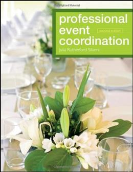 Professional Event Coordination 2 9780470560716