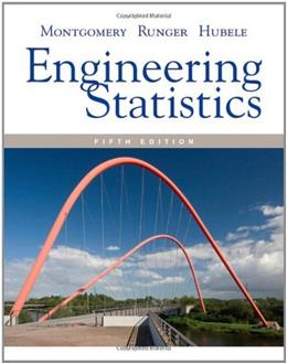 Engineering Statistics 5 9780470631478