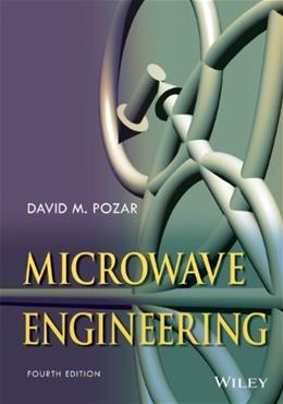 Microwave Engineering 4 9780470631553