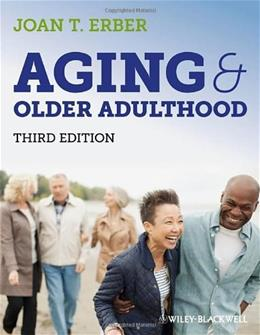 Aging and Older Adulthood 3 9780470673416